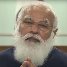 Government's farm policies will look to cut down on imports, says PM Modi
