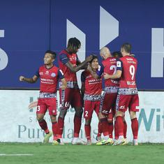 ISL: Jamshedpur FC deal huge blow to Mumbai City FC's quest for group stage top spot with 2-0 win
