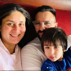 Saif-Kareena's baby: We all know the name of this game