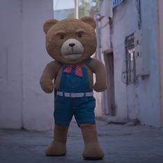 'Teddy' trailer: Real-life couple Arya and Sayyeshaa share the screen with a talking stuffed toy