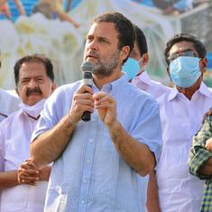 BJP accuses Rahul Gandhi of trying to divide India after 'North-South' remark at Kerala rally