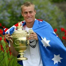 Lleyton Hewitt named to Tennis Hall of Fame, Original 9 of WTA first group to be inducted
