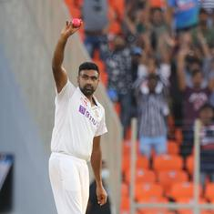 India vs England: R Ashwin becomes second quickest bowler of all time to pick up 400 Test wickets
