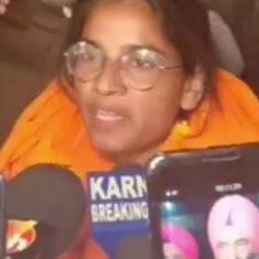 'Will go to Singhu border and sit with farmers,' says activist Nodeep Kaur after release from jail