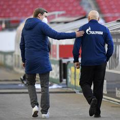 More coaches sacked during season than number of wins in Bundesliga: Germany's Schalke 04 in crisis