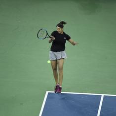 Indian tennis: Sania Mirza's impressive doubles run at Qatar Open ends in semi-finals