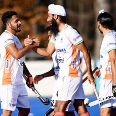 Hockey: India play out 1-1 draw against Germany in second match of Europe tour