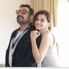 IT raids at filmmaker Anurag Kashyap, actor Taapsee Pannu's properties
