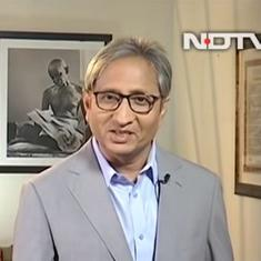 Watch: Ravish Kumar raises questions about IT raids at Taapsee Pannu, Anurag Kashyap's properties
