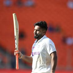 Fourth Test: Pant's knock was the best counter-attacking innings by an Indian in India, says Shastri