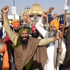 Farm laws: Farmers block highway to mark 100 days of protest, call it 'black day'