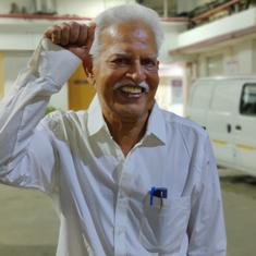 'Free at last': Activist Varavara Rao discharged from hospital, released on interim bail