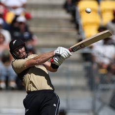 Fifth T20I: Martin Guptill stars as New Zealand beat Australia by 7 wickets to win series 3-2