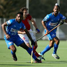 Hockey: Simranjeet Singh's late equaliser helps India hold Great Britain to a draw