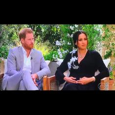 'My child's skin colour was discussed': Watch snippets of Meghan Markle's interview with Oprah