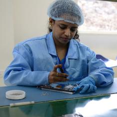 In India, most large employers flagrantly ignore the legal requirement to provide creches