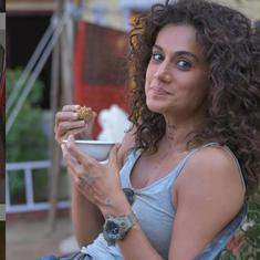 Actor Taapsee Pannu says 'I am not a criminal, so not scared of consequences' days after IT raids
