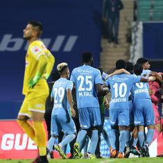 ISL semi-final: Brilliant but wasteful FC Goa, adaptive Mumbai City, madness scoring over method
