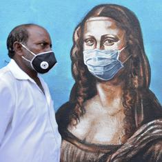 It may be time for most Indians to exchange their cotton mask for N95 mask