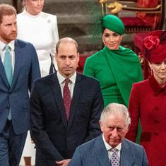 Harry and Meghan interview: 'We're very much not a racist family,' says Prince William