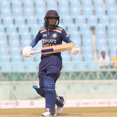 England vs India, 2nd ODI as it happened: Brilliant Sophia Dunkley leads England to a 5-wicket win