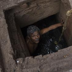 Tired of the endless wait for compensation, thousands of Indians may return to manual scavenging