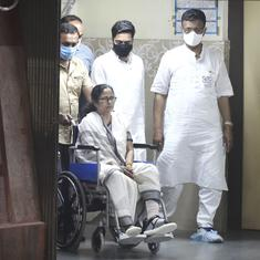 Mamata Banerjee discharged from hospital two days after alleged attack in Nandigram