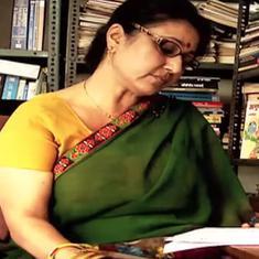 How the poetry of Anamika, winner of the Hindi Sahitya Akademi award for 2020, challenges patriarchy