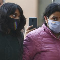 The big news: Disha Ravi says she had been pronounced guilty by media, and 9 other top stories