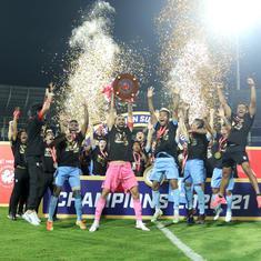 ISL final: Bipin Singh's late winner hands Mumbai City FC the title at ATK Mohun Bagan's expense