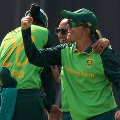 Fourth ODI: South Africa register their highest successful chase to clinch series against India