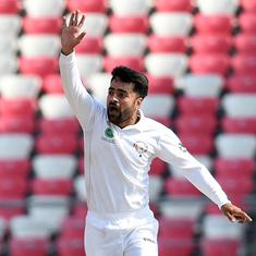 In Afghanistan's hard-fought win, Rashid Khan bowls the most number of overs in a Test this century