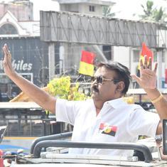 Tamil Nadu elections: Vijayakant's party allies with TTV Dhinakaran's AMMK, to contest 60 seats