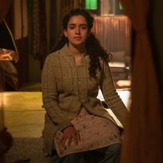 Trailer of 'Pagglait', starring Sanya Malhotra as a young widow, is out