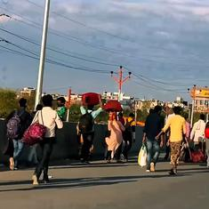 '1232 Kms' trailer: Documentary captures the journeys of migrants during the 2020 lockdown
