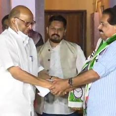 Former Congress leader PC Chacko joins NCP, says united Opposition should be BJP's alternative