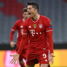 Champions League: Holders Bayern Munich cruise into quarter-finals with big win over Lazio