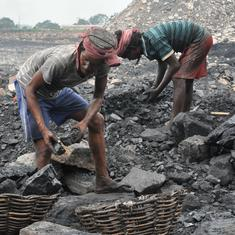 In India's oldest coalfield, mining has caused irreparable damage to the environment
