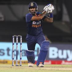 India vs England: Suryakumar Yadav, Krunal Pandya, Prasidh Krishna named in 18-member ODI squad