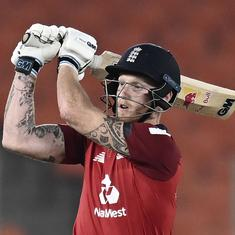 Series against India is a great learning experience for England ahead of T20 World Cup: Ben Stokes