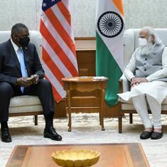Committed to strategic ties, says PM Modi after meeting US Secretary of Defense Lloyd Austin
