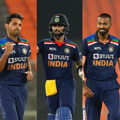 Kohli's form, Bhuvneshwar's return, Surya's rise: Takeaways from India's T20 series win over England