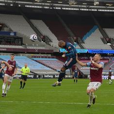 Premier League: 'Two-faced' Arsenal frustrate Arteta despite three-goal fightback against West Ham