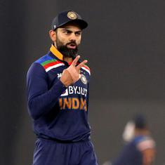 India skipper Virat Kohli calls for player power in cricket scheduling
