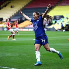 'Game-changing' TV deal pumps money into English women's football