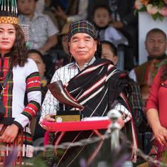 Duty of Mizoram government to provide food, shelter to Myanmar citizens, says CM Zoramthanga