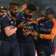 India vs England: Injured Shreyas Iyer exits bio-secure bubble in Pune, vows to come back stronger