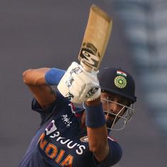 Ind vs Eng, 1st ODI: Krunal Pandya, Prasidh Krishna shine on debut to take India to a famous win