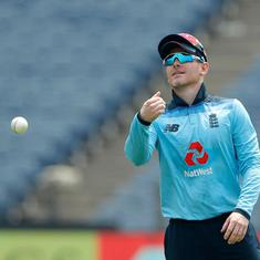 England captain Eoin Morgan ruled out of remaining two ODIs against India, Jos Buttler to lead