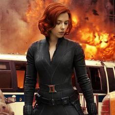Watch: Scarlett Johansson plays the 'one-second Marvel quiz' against TV host Jimmy Fallon